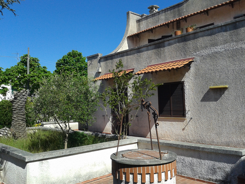 Torre dell'Orso affitto grande villa